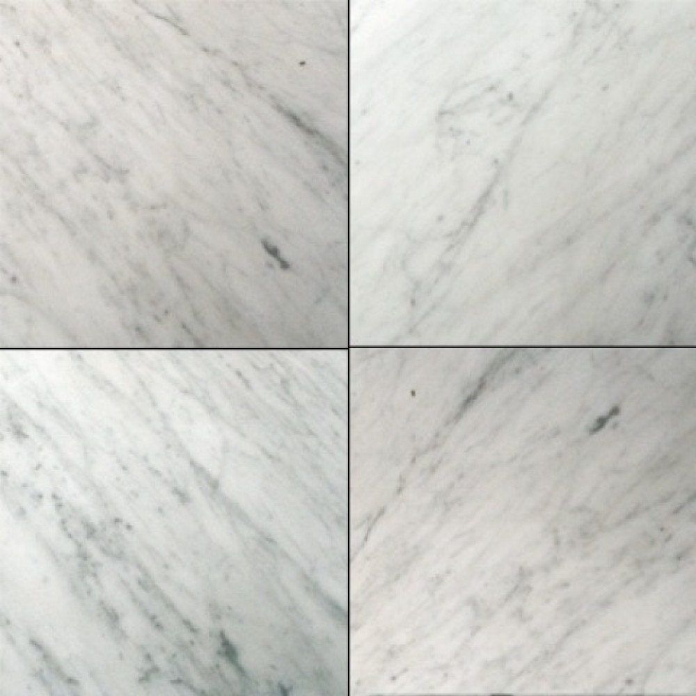 Carrara White CD 18X18 Polished