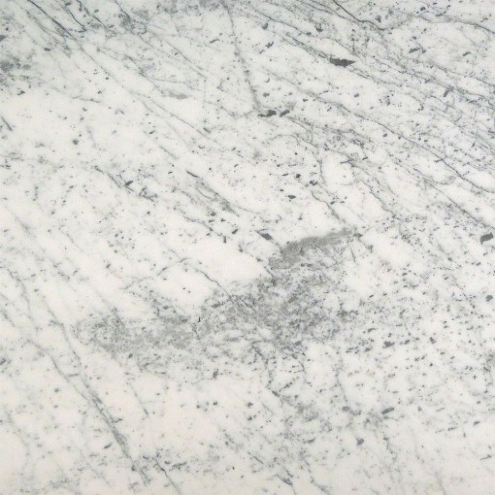 Carrara White (C) 18X18 Polished Tile