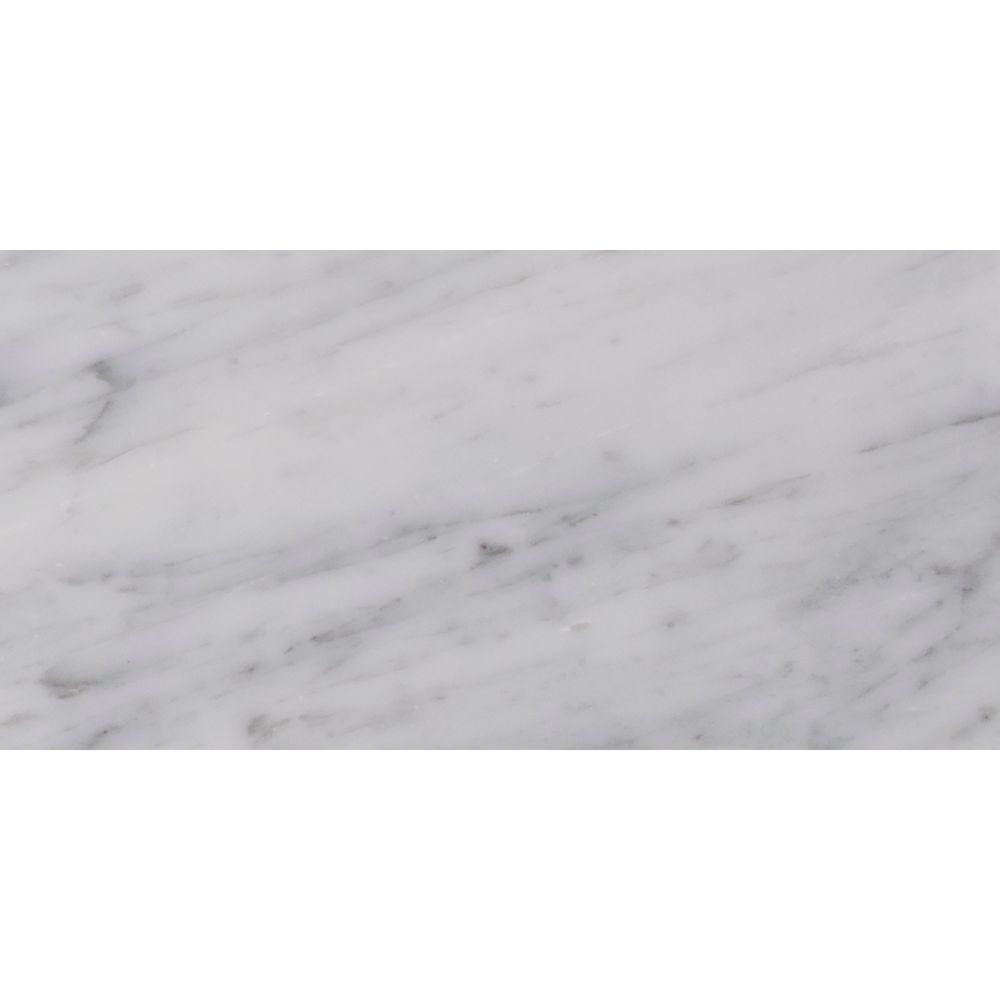 Carrara White 6x12 Polished