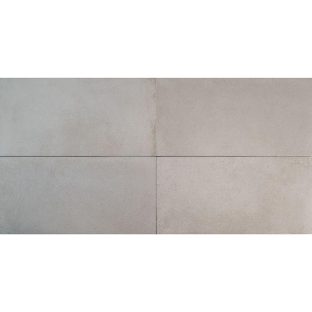 Capella Talc 12X24 Matte Porcelain Tile