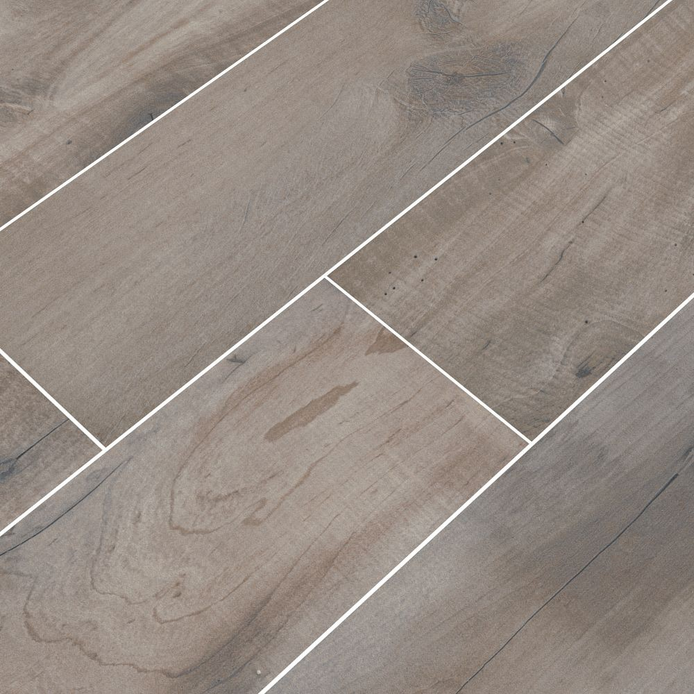 Country River Stone 8X48 Matte Porcelain Tile