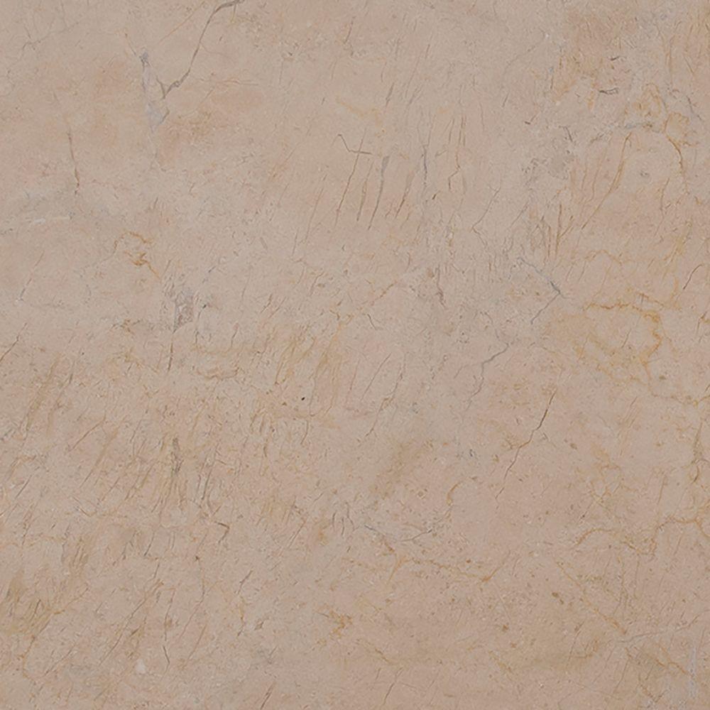 Crema Marfil Classic 18X18X0.63 Honed
