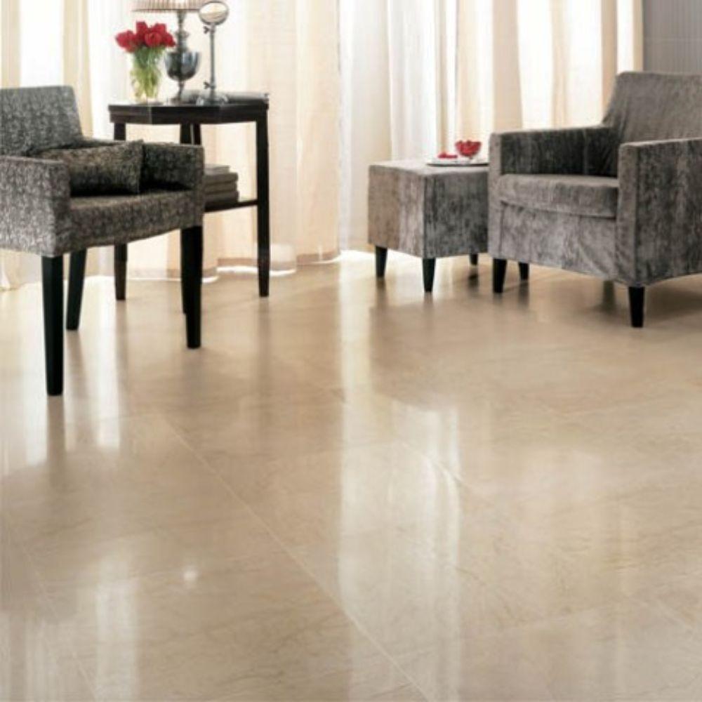 Crema Marfil Select 12X12 Polished