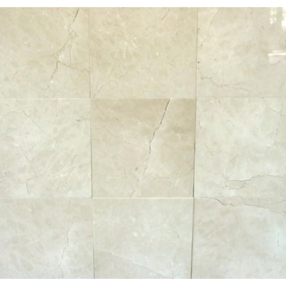 Crema Marfil - Premium 18X18 Polished