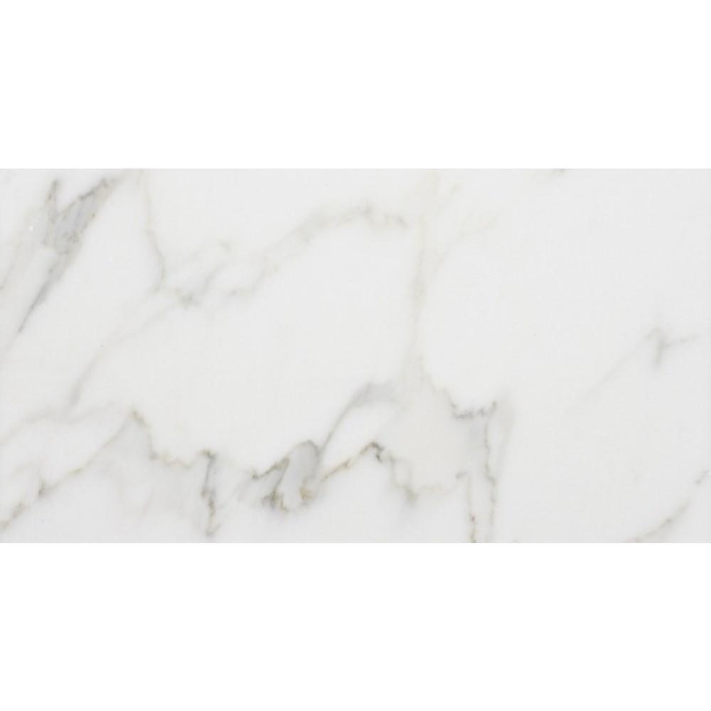Calacutta 8x12 Polished Marble Tile