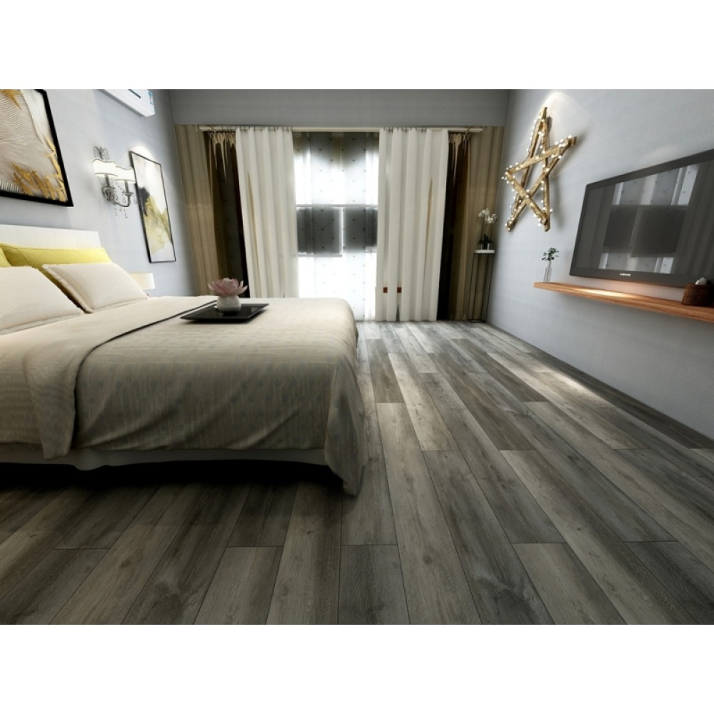 Cyrus Katella Ash 7x48 Luxury Vinyl Tile