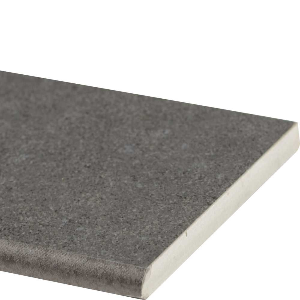 Dimensions Concrete 3X24 Matte Bullnose