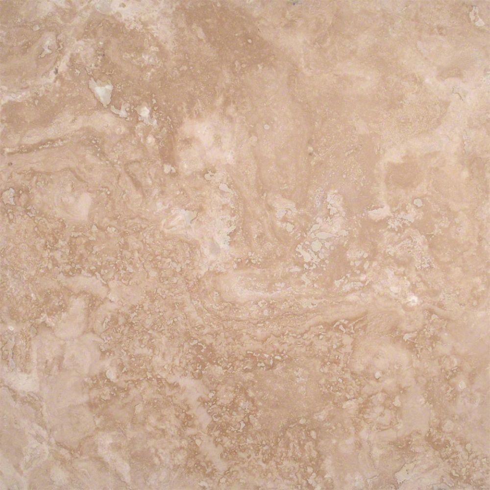 Durango Cream 12x12 Honed / Filled | Travertine Tile
