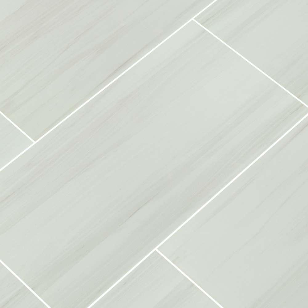 Eden Dolomite 24x48 Polished Porcelain Tile