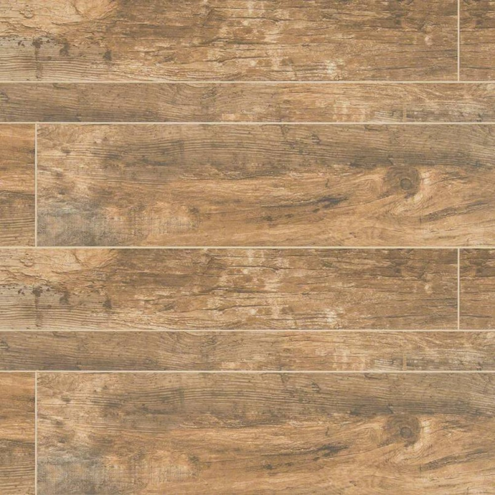 Forest Natural 13.5 SFT Pattern Matte Porcelain Tile
