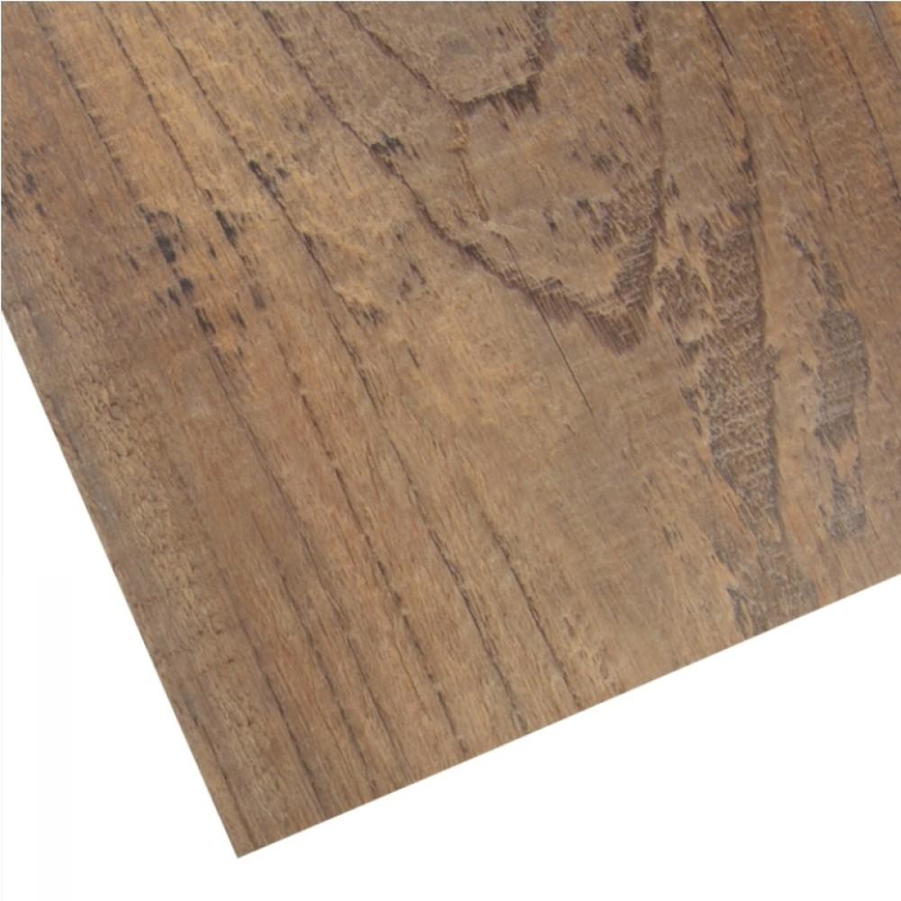 Glenridge Aged Hickory 6x48 Glossy Luxury Vinyl Tile
