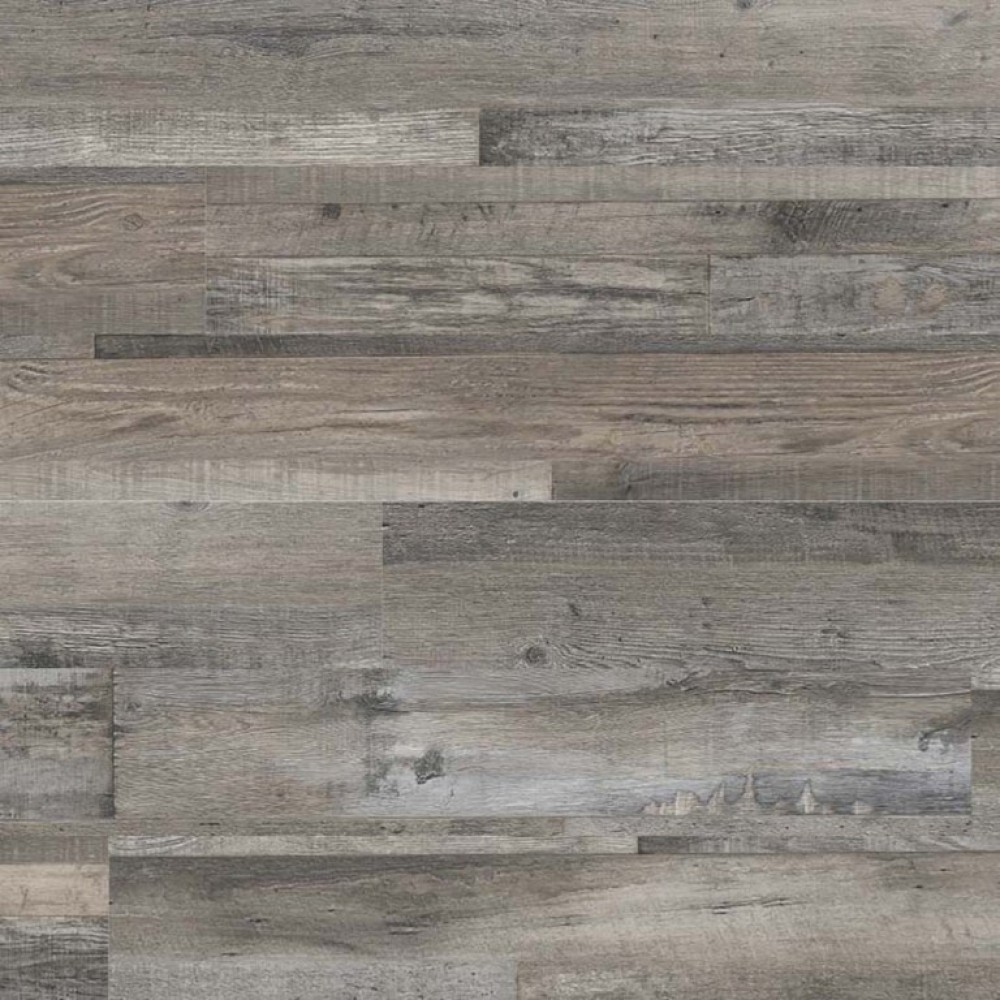 Glenridge Coastal Mix 6x48 Glossy Wood LVT