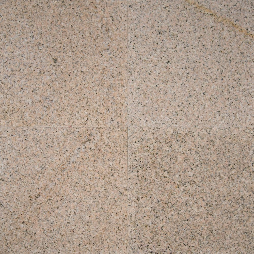 Gold Rush 12X12 Polished Granite Floor and Wall Tile