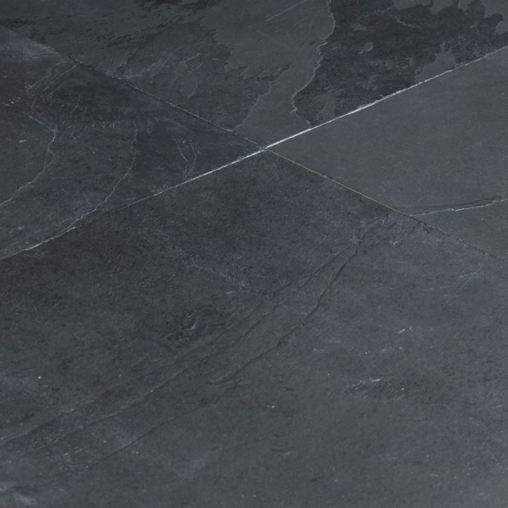 Hampshire 12X12 Gauged Slate Floor and Wall Tile