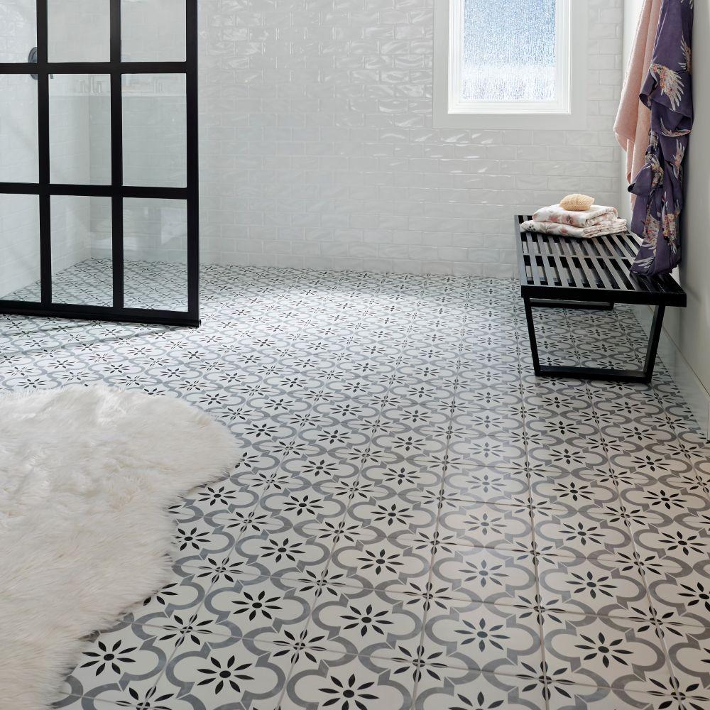 Kenzzi Azila 8X8 Matte Porcelain Tile