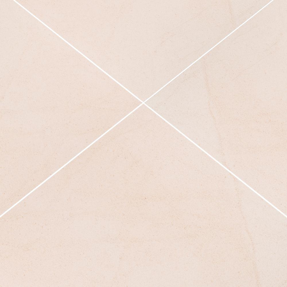 Livingstyle Cream 24X24 Matte Porcelain Tile