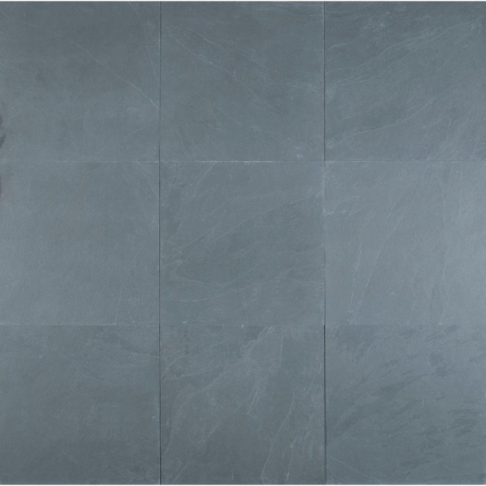 Montauk Blue 16X16 Gauged Slate