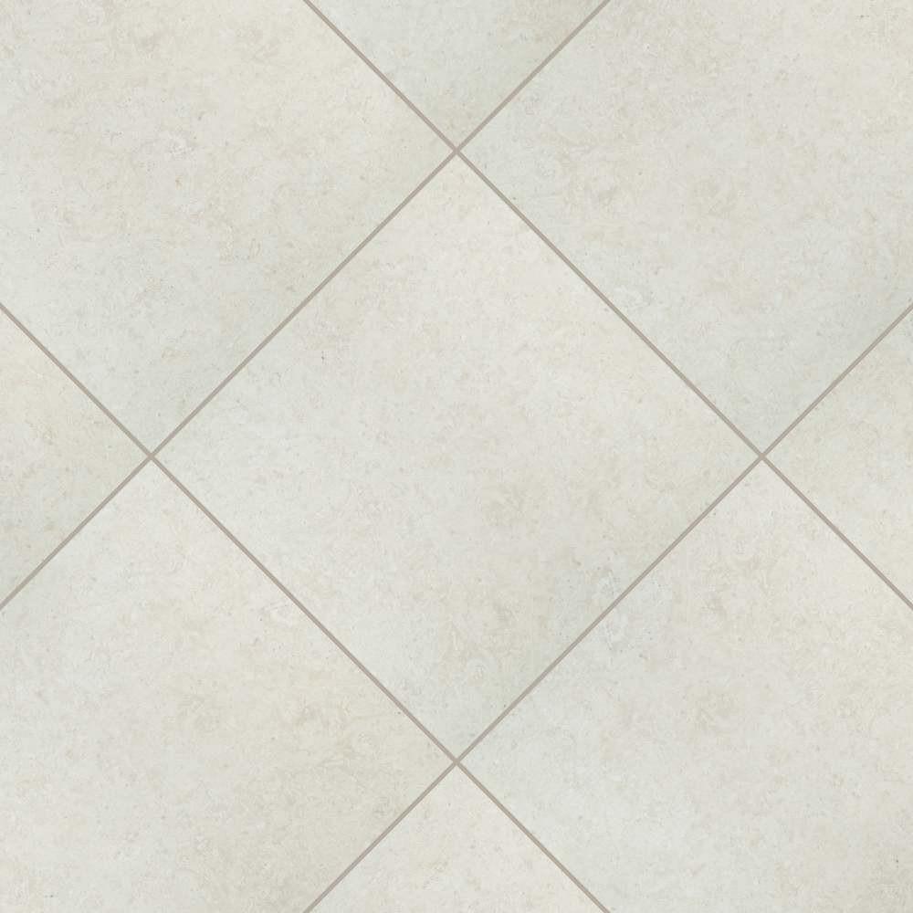 Myra Ivory 24x24 Matte Porcelain Tile