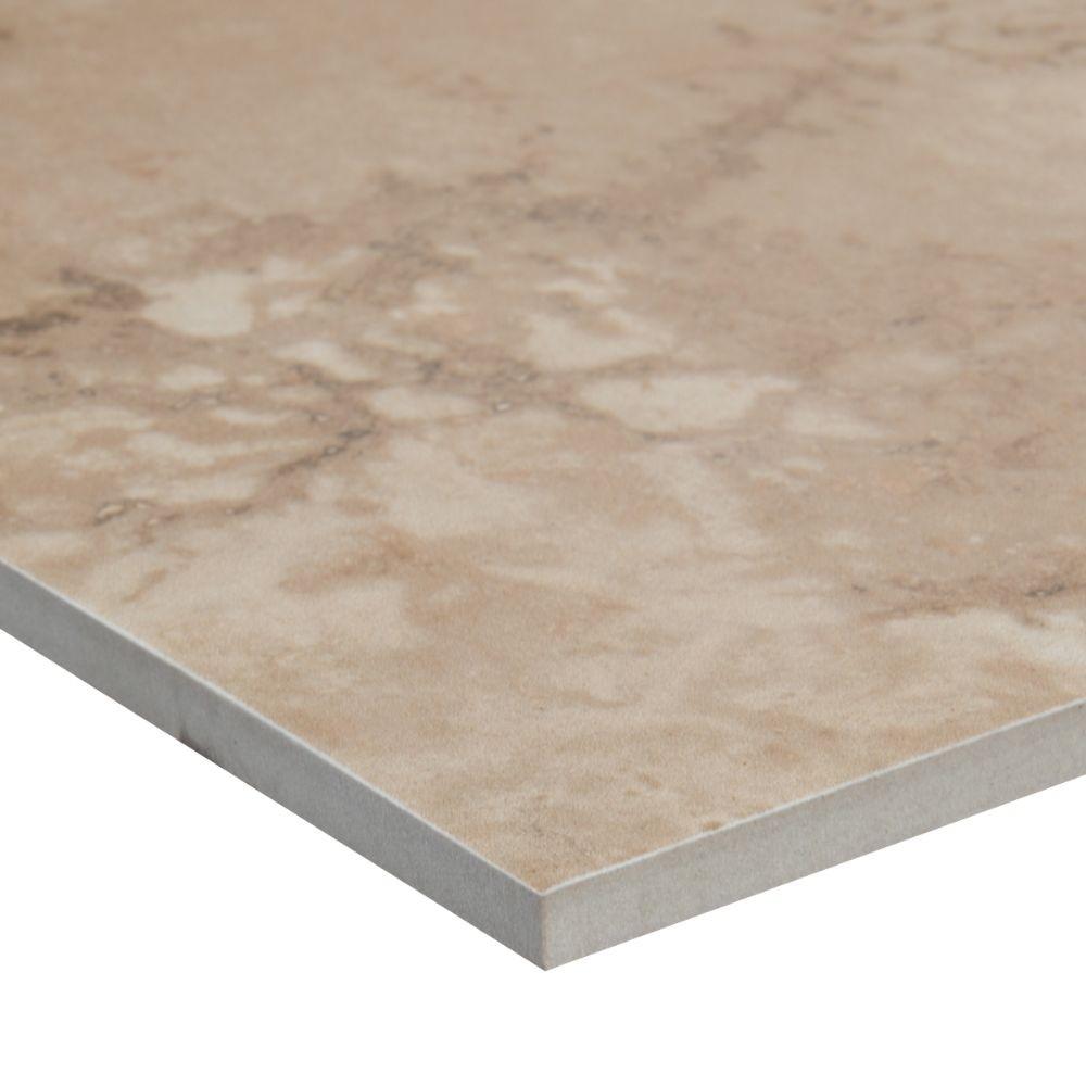 Napa Noce 20X20 Matte Ceramic Tile