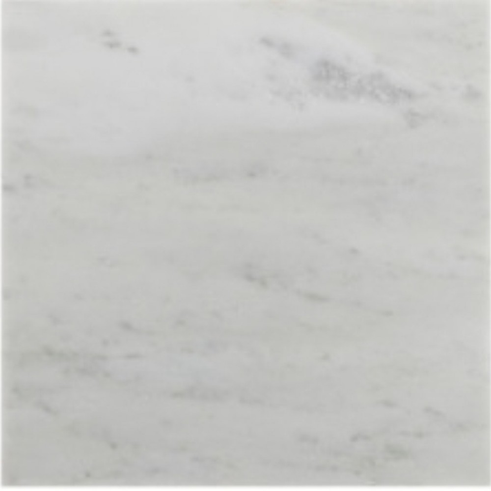 Oriental White 18x18 Honed Marble Tile