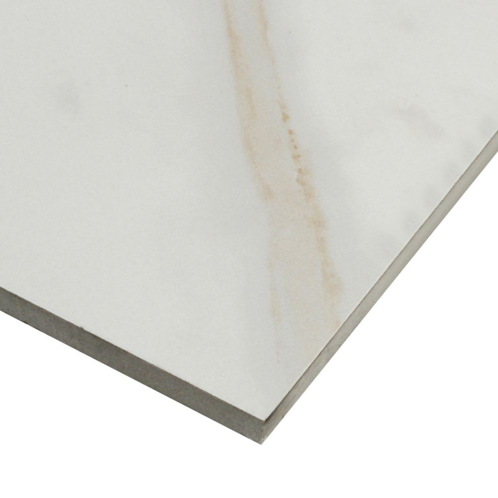 MSI Pietra Calacatta 12X24 Matte Porcelain Tile