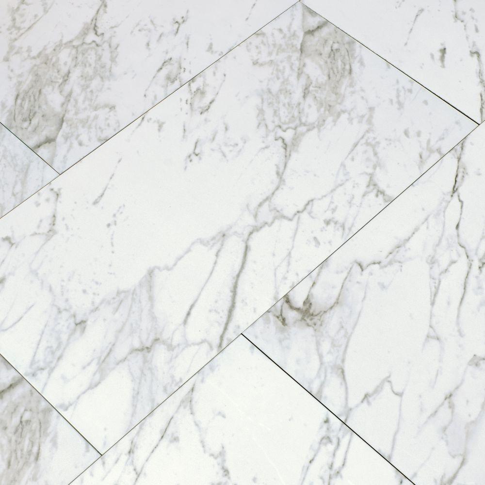 MSI Pietra Carrara 12X24 Matte Porcelain Tile