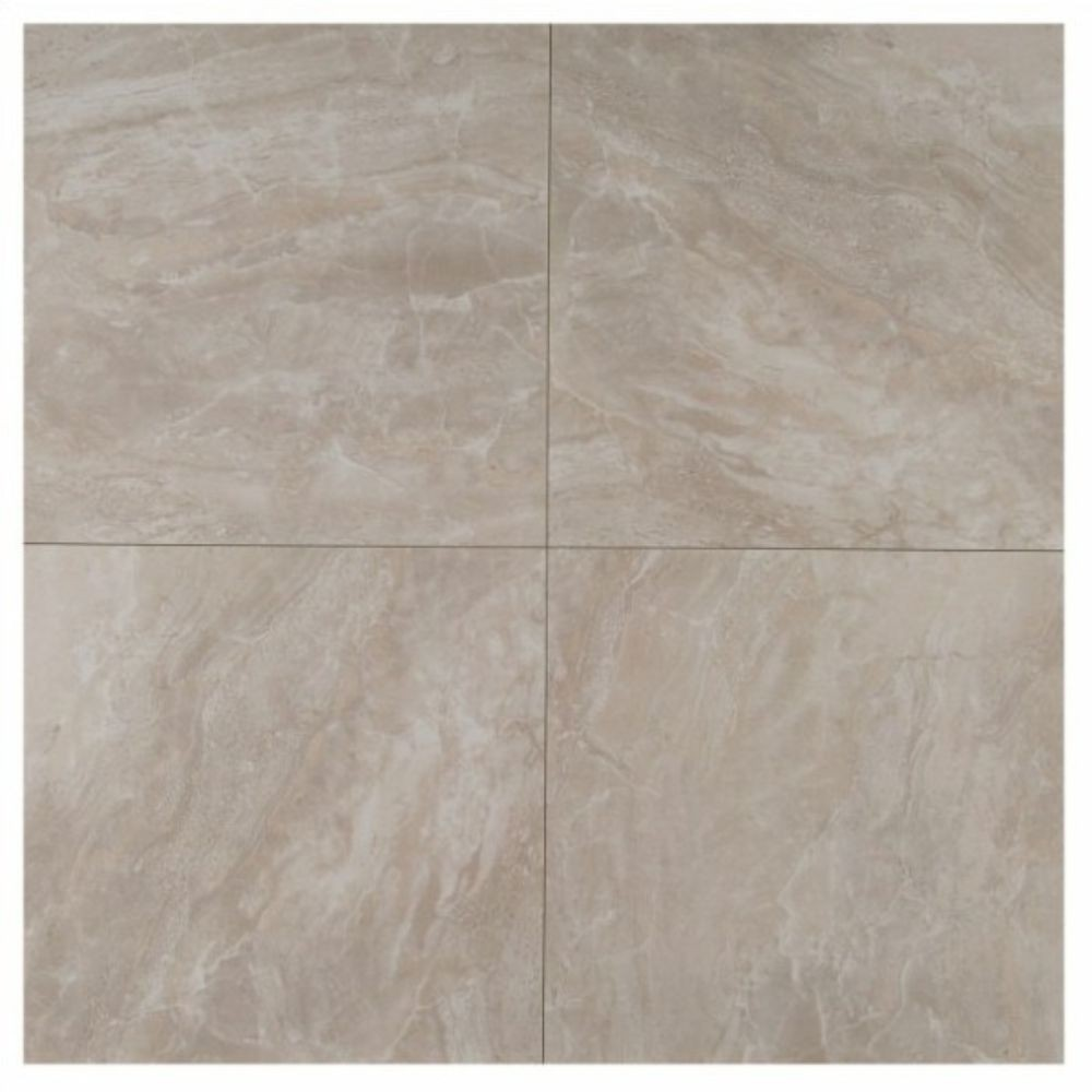 MSI Pietra Pearl 24X24 Polished Porcelain Tile
