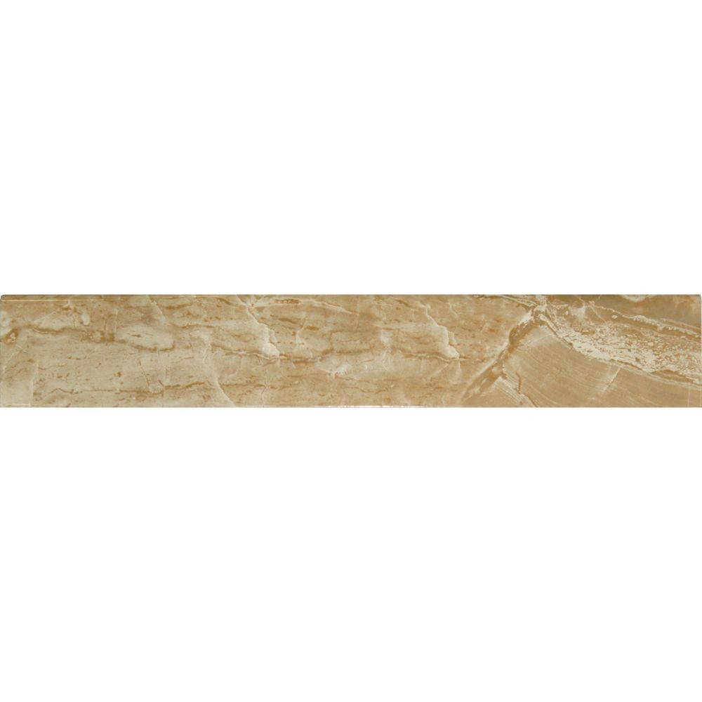Pietra Royal Bullnose 3X18 Polished