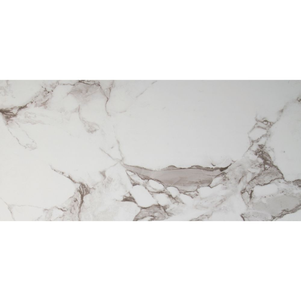 MSI Pietra Statuario 16X32 Polished Porcelain Tile