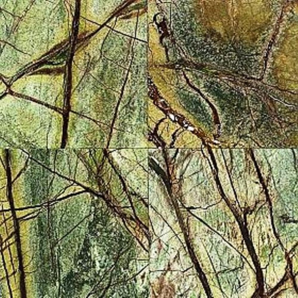 Rain Forest 12x12 Polished