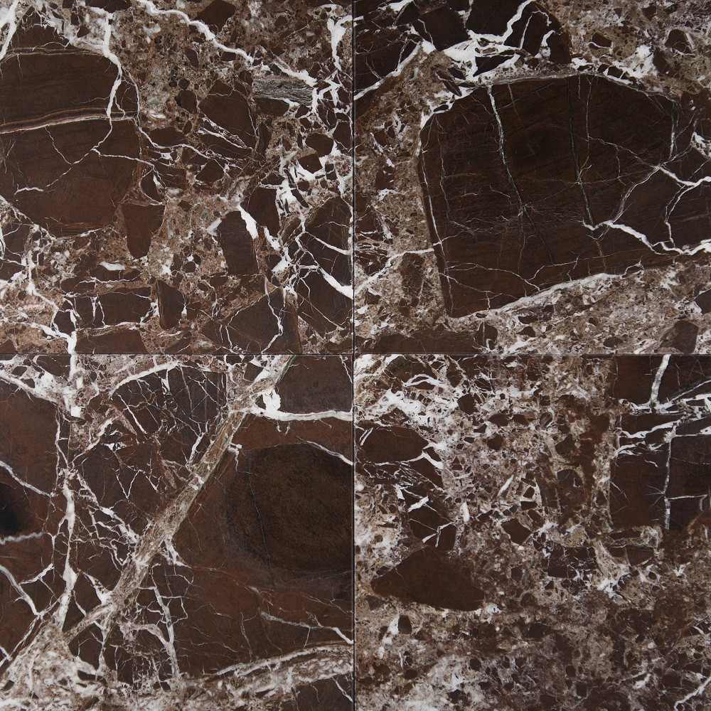 Rosso Levanto 12X12 Polished