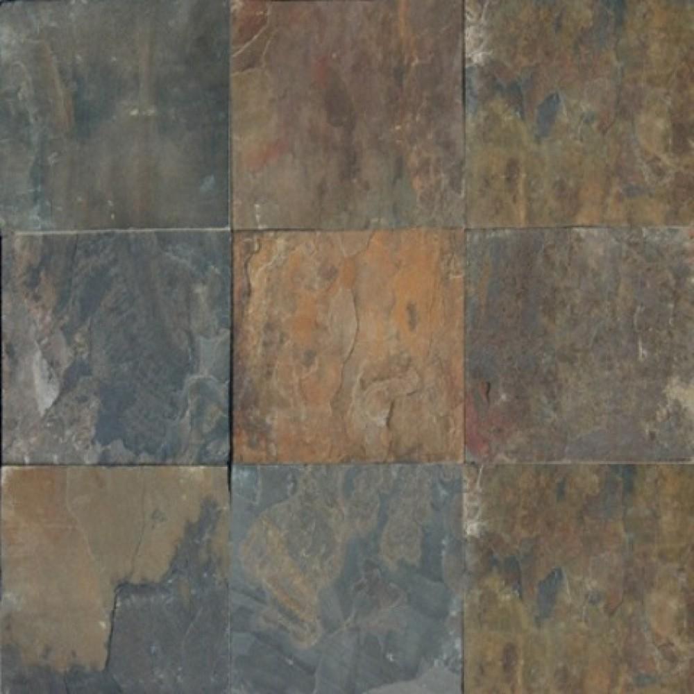 Rustic Gold Classic 12X24 Gauged Slate Tile