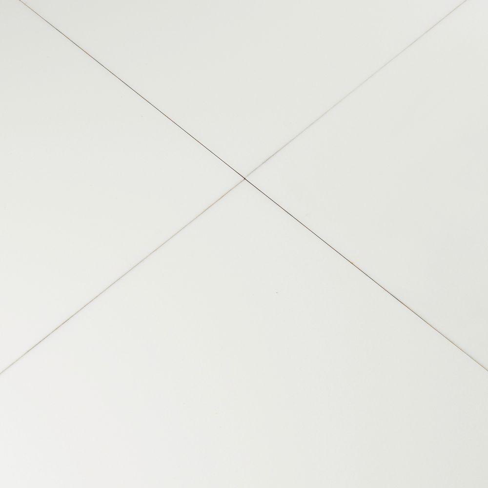 Super Thassos Glass 12X12 Polished