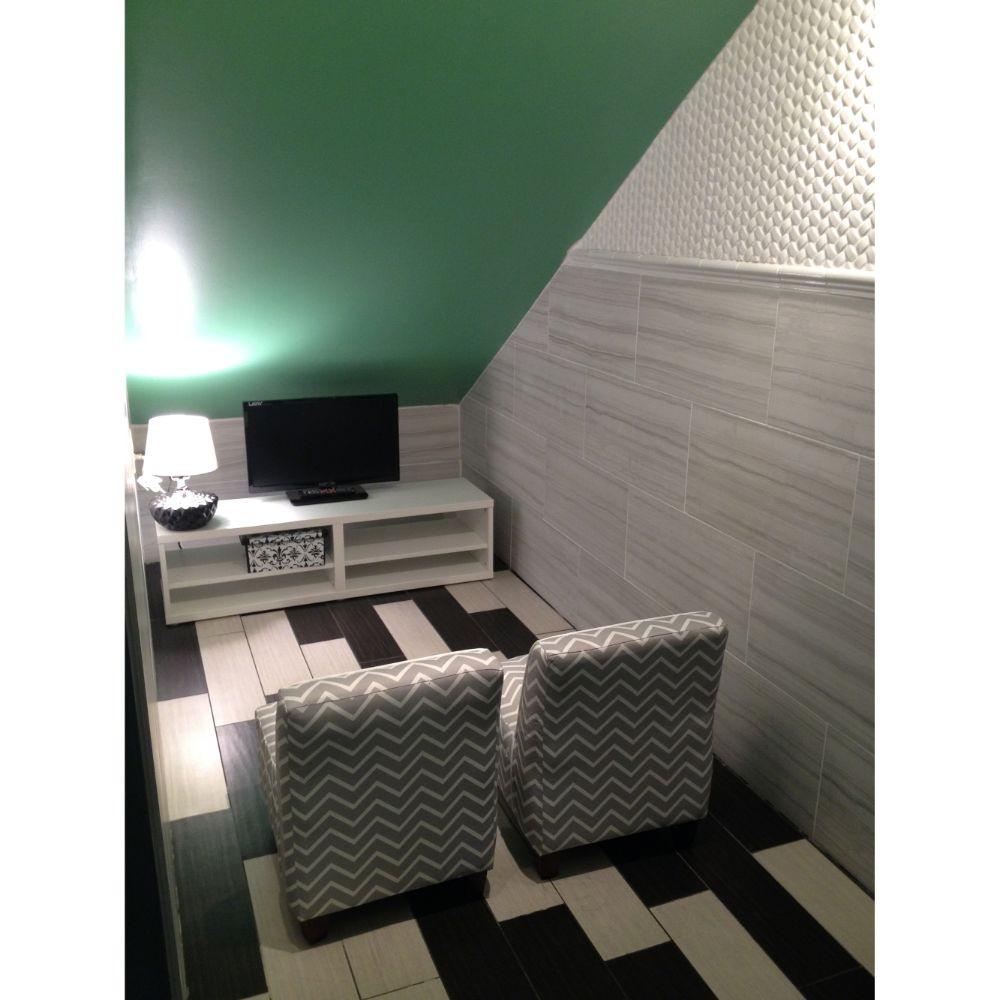 MSI Sygma Ebony 6X24 Matte Ceramic Tile