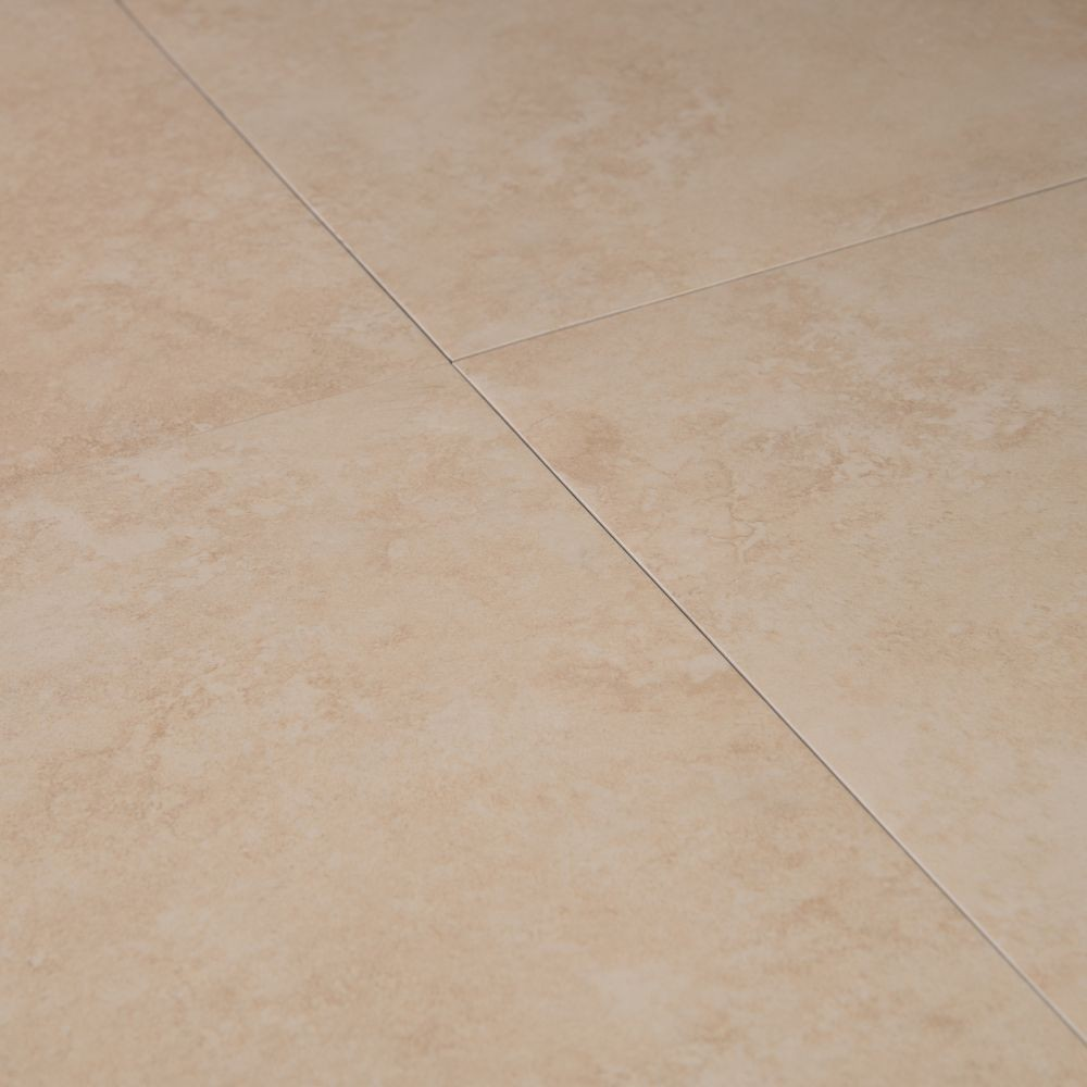 Travertino Beige 12X12 Matte Porcelain Tile