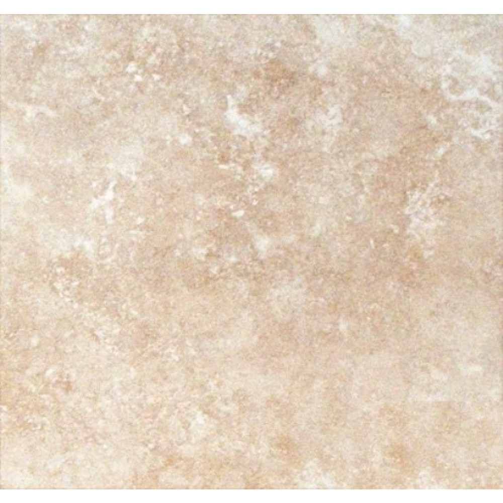 Travertino Beige Quarter Round 1X1 Matte
