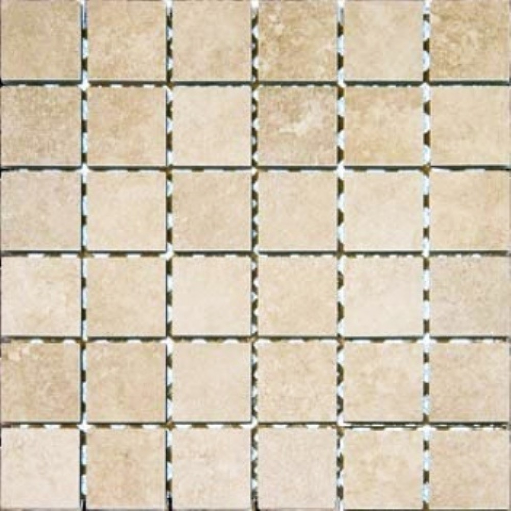 Travertino Beige Quarter Round 1x6 Matte