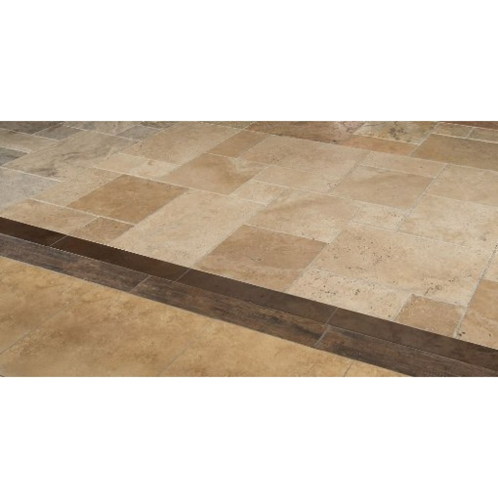 Tuscany Walnut 18X18 Tumbled