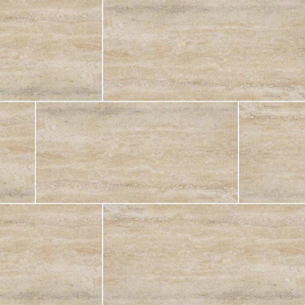 MSI Veneto Sand 6X24 Matte Porcelain Tile