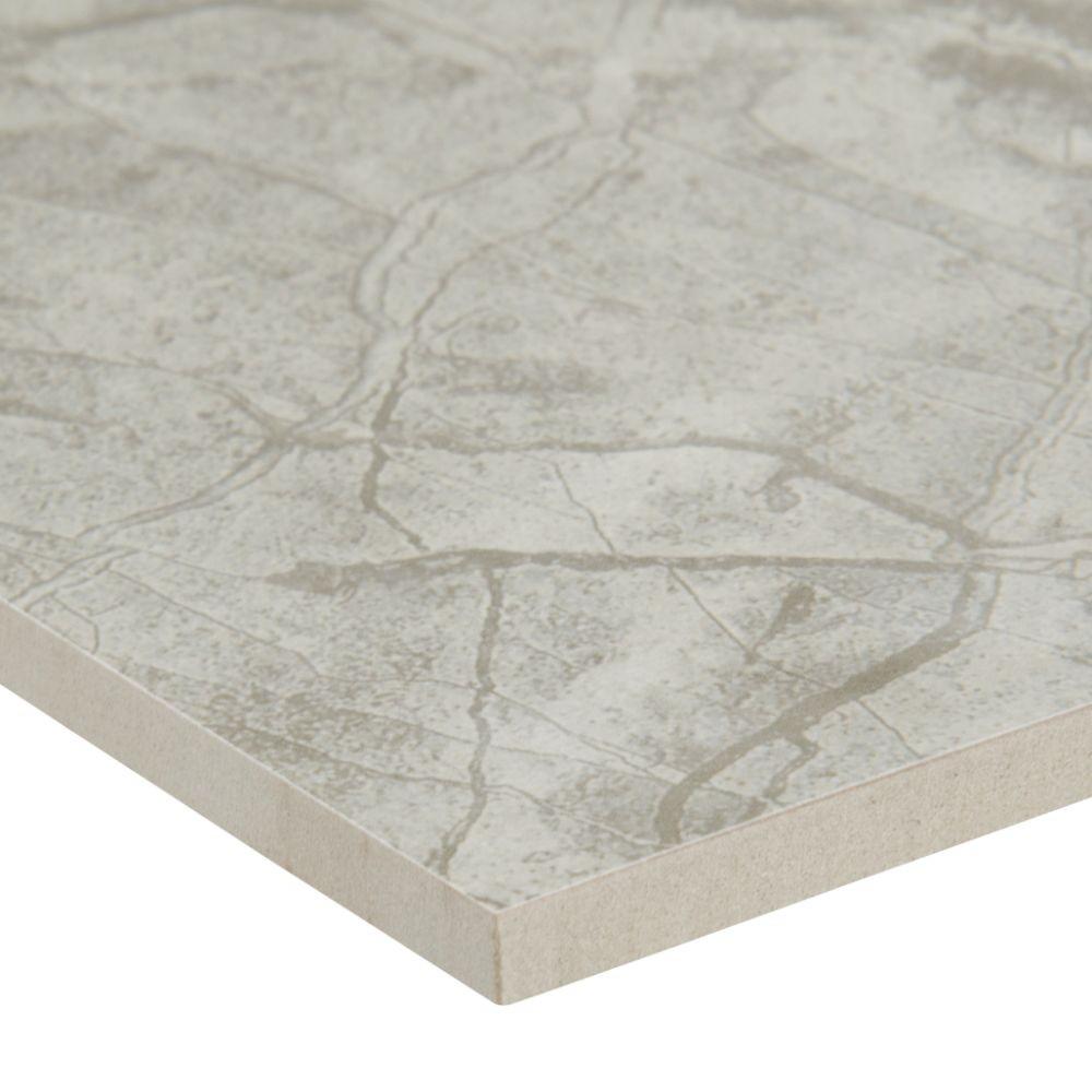 Vision Glacier 12X24 Matte Porcelain Tile