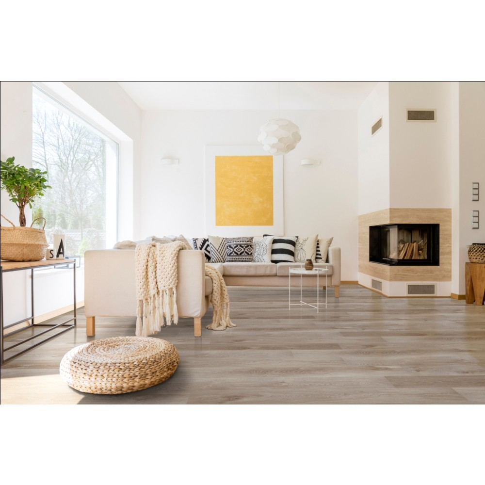 Woodland Mystic Gray 7X48 Luxury Vinyl Plank Flooring