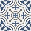 Kenzzi Zanzibar 8X8 Matte Porcelain Tile