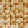 Mocha Cream Blend 12X12 Crystallized