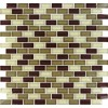 Sedona Blend Mini Interlocking Pattern