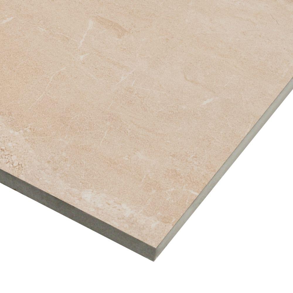 MSI Dunes Beige 16X32 Polished Porcelain Tile