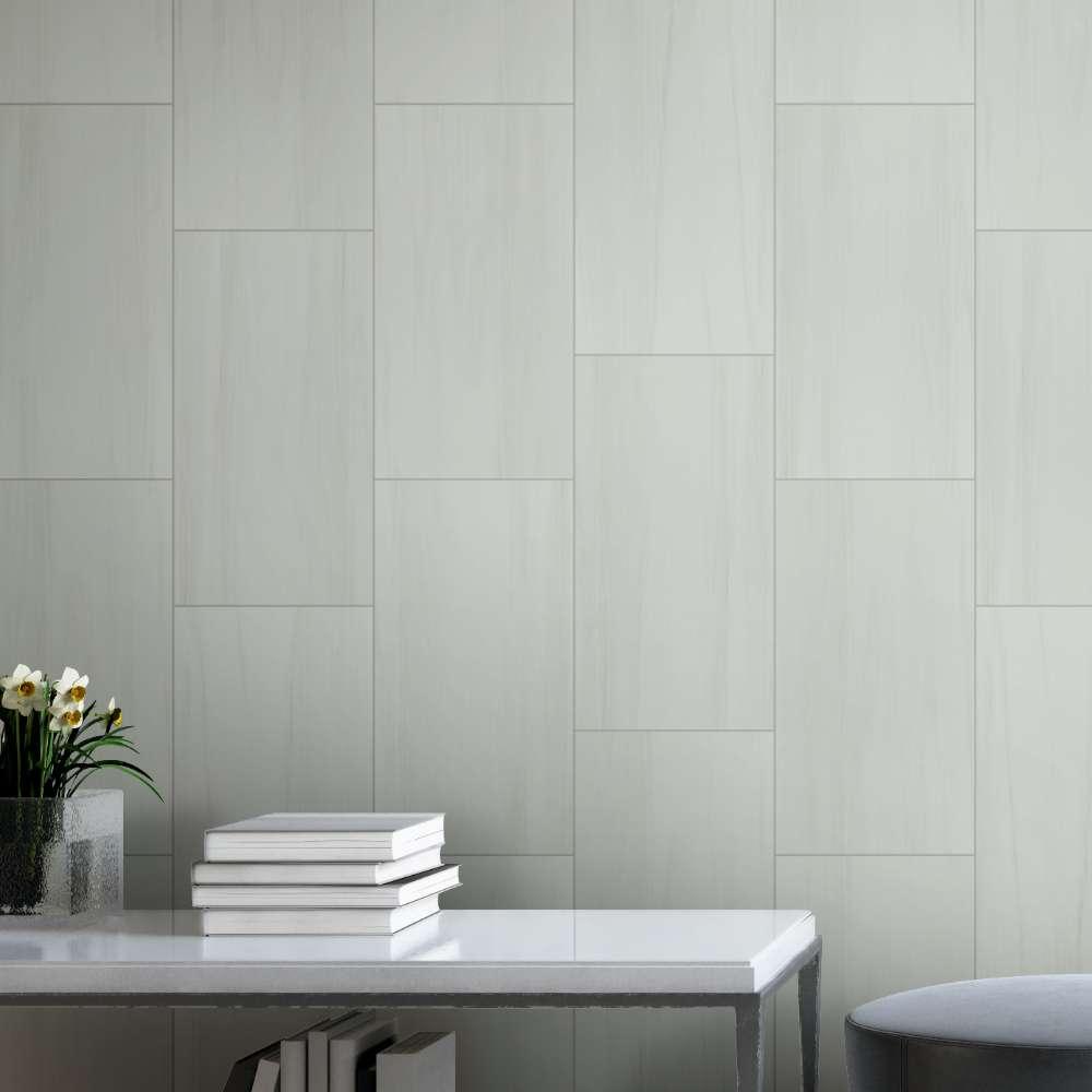 Eden Dolomite 24x48 Matte Porcelain Tile