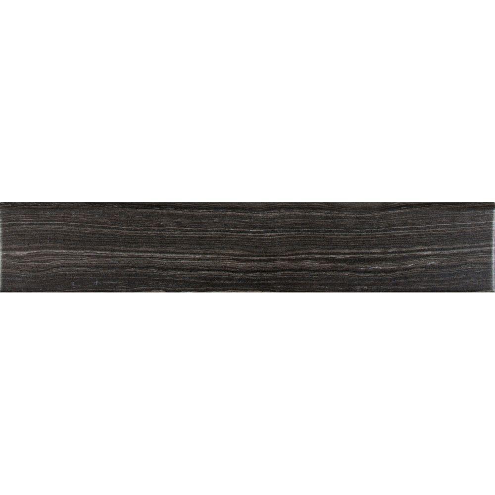 MSI Eramosa Grey 3x18 Matte Bullnose