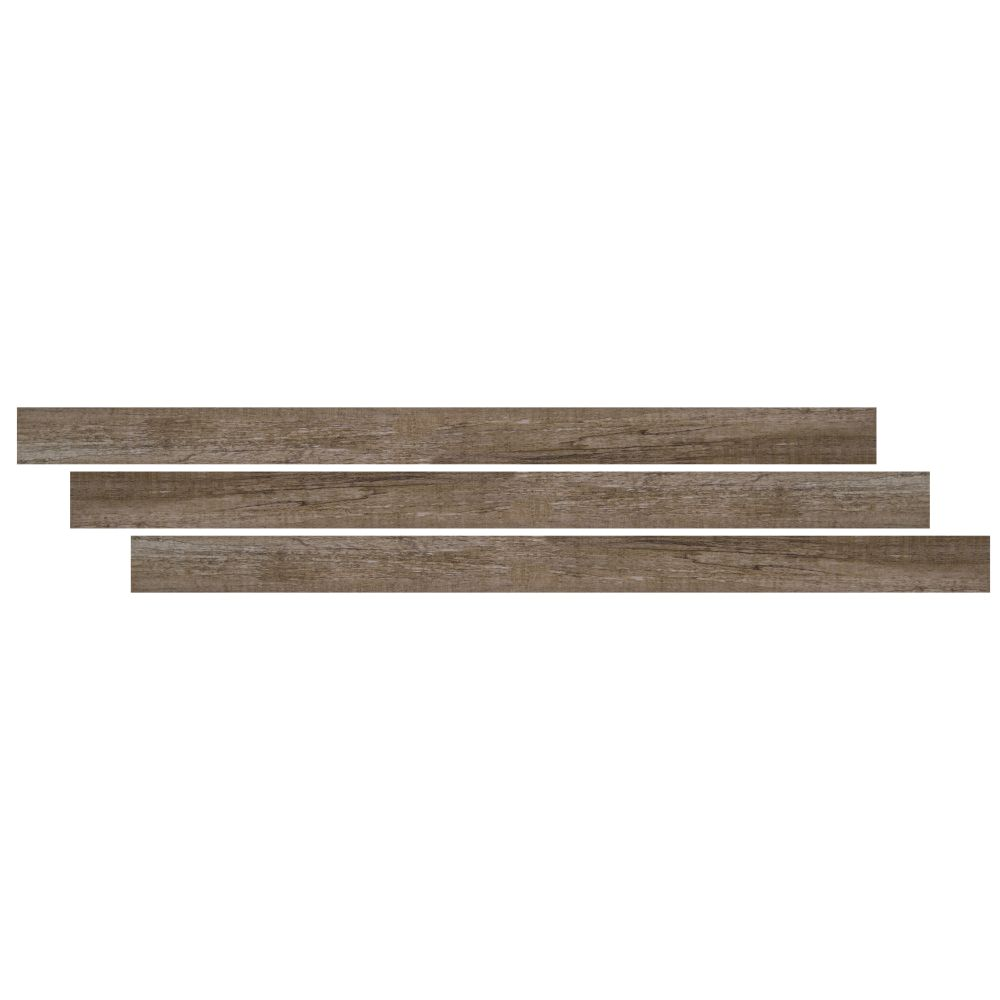 Exotika 2-3/4X94 Vinyl Flush Stair Nose