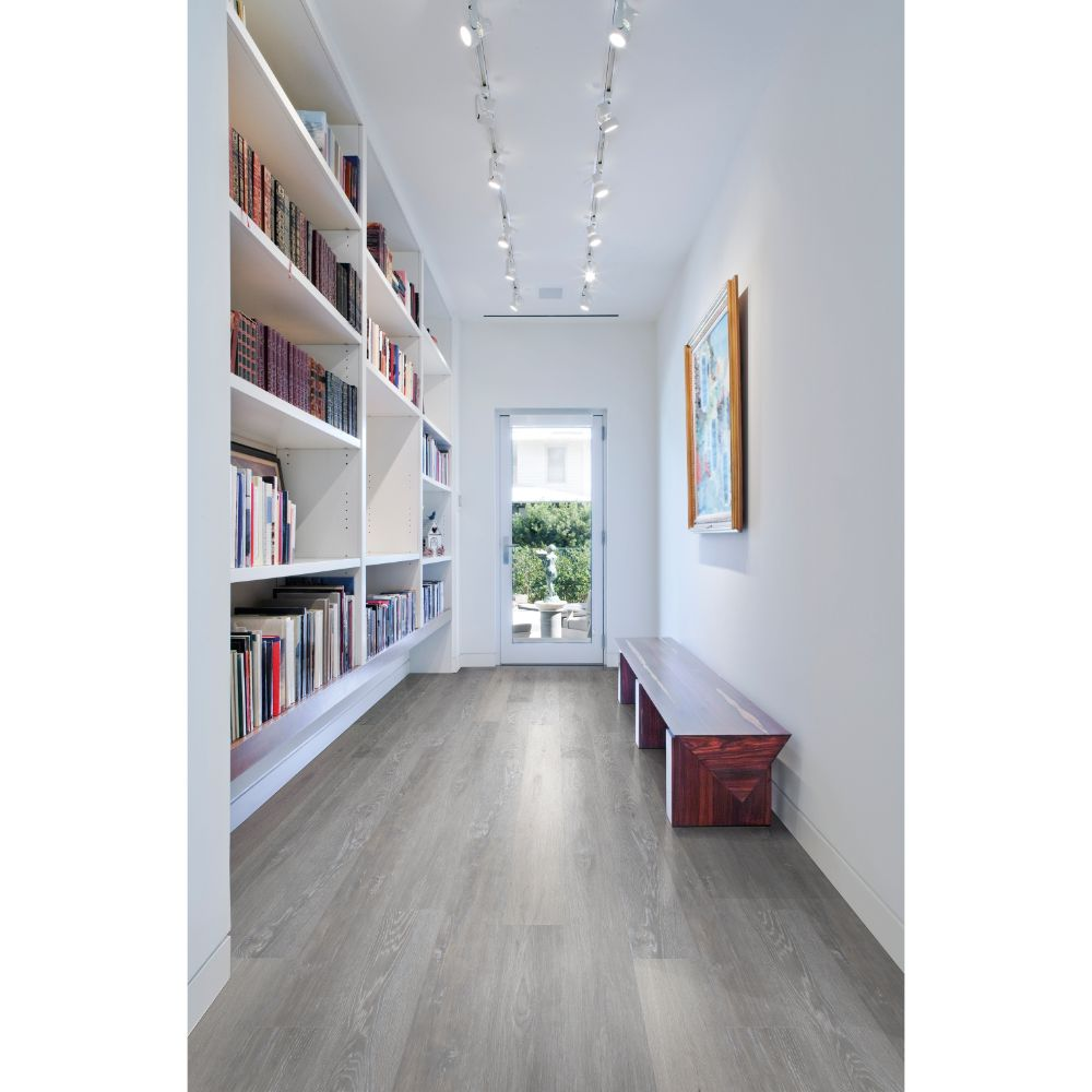Finely / Elmwood 2-3/4X94 Vinyl Overlapping Stair Nose