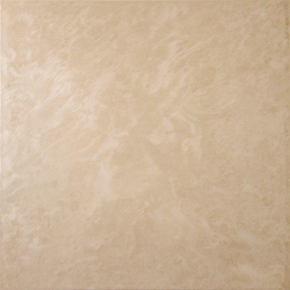Isla Beige 16x16 Matte Ceramic Tile
